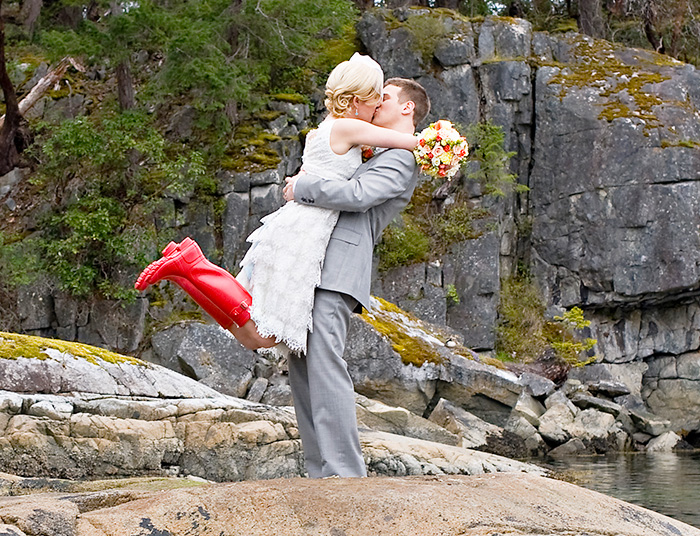 Your dream elopement or small wedding on the Sunshine Coast starts HERE -- call or email today! We're your BC Sunshine Coast elopements experts!