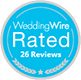 Wedding Wire 5-Star Ratings
